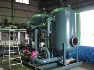 ユニット設備 第二種圧力容器含む